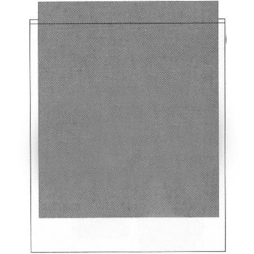 "Pana-Vue Print Protector Presentation Pockets (8x10"", 25 Pockets)"