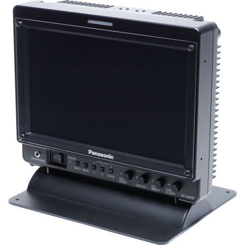 "Panasonic BT-LH910GJ 9"" LCD Production Monitor and Flat Screen Case Kit"