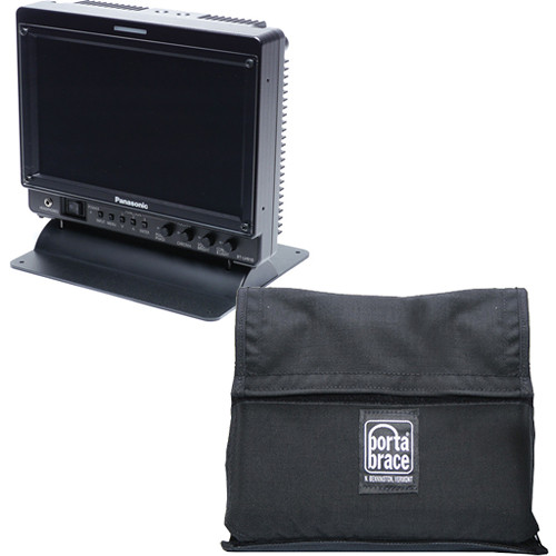 "Panasonic BT-LH910GJ 9"" LCD HDMI / SDI Field Monitor & Case Kit"