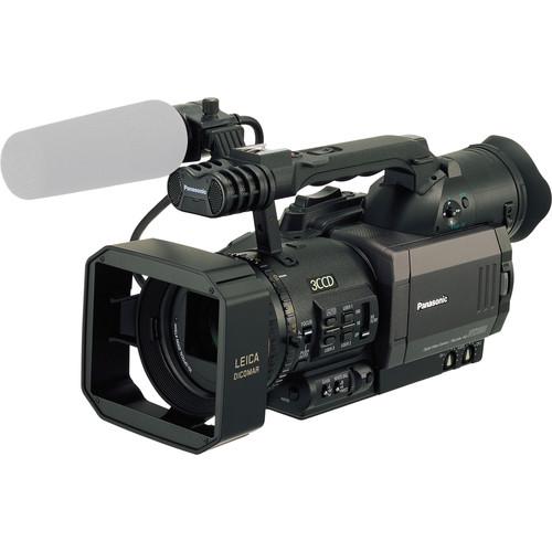 Panasonic AG-DVX100B 3CCD 24p Mini-DV Cinema Camcorder