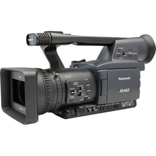 Panasonic AG-HPX170 P2HD Solid-State Camcorder (no P2 Card)