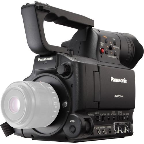 Panasonic AG-AF100A Starter Kit with 14-140mm Lens