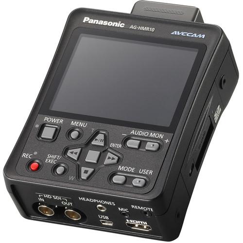 Panasonic AG-HMR10 AVCCAM Memory Card Portable Recorder