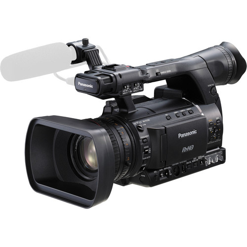 Panasonic AG-HPX255 P2 HD Handheld Camcorder