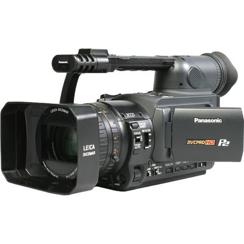 """Panasonic AG-HVX200A 1/3"""" 3CCD P2 HD/DV Camcorder"""