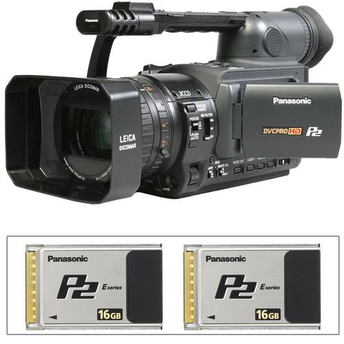 Panasonic AG-HVX200K 3-CCD P2/DVCPRO HD Camcorder
