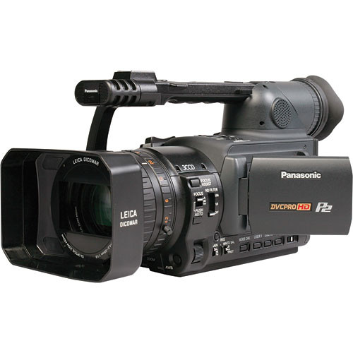 Panasonic AG-HVX200 3-CCD HD Format Camcorder