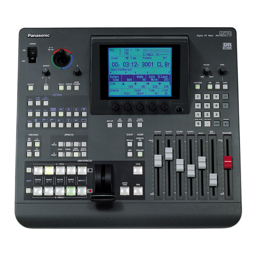 Panasonic AG-MX70 Digital Audio-Video Mixer