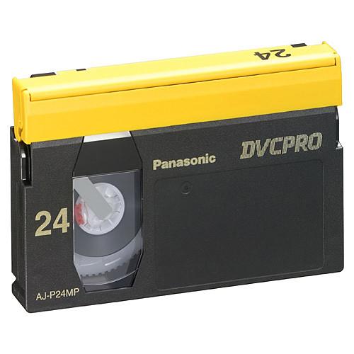 Panasonic AJ-P24M DVCPRO Cassette (Medium)