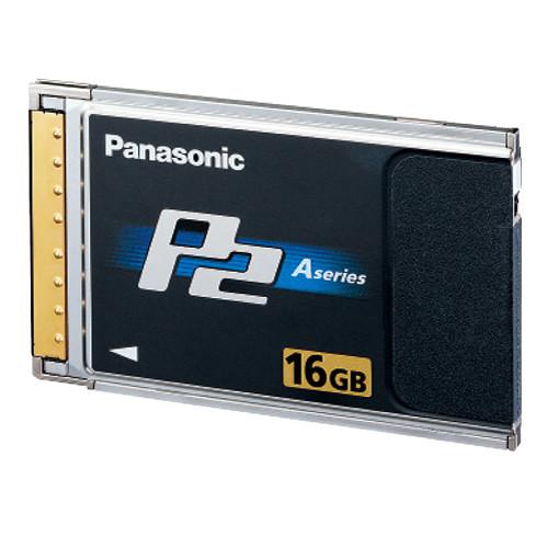 Panasonic AJ-P2C016AG A-Series P2 Card