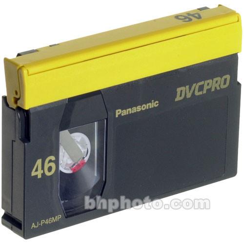 Panasonic AJ-P46M DVCPRO Cassette (Medium)