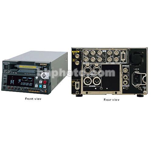 Panasonic AJ-SD255 DVCPRO Digital VTR