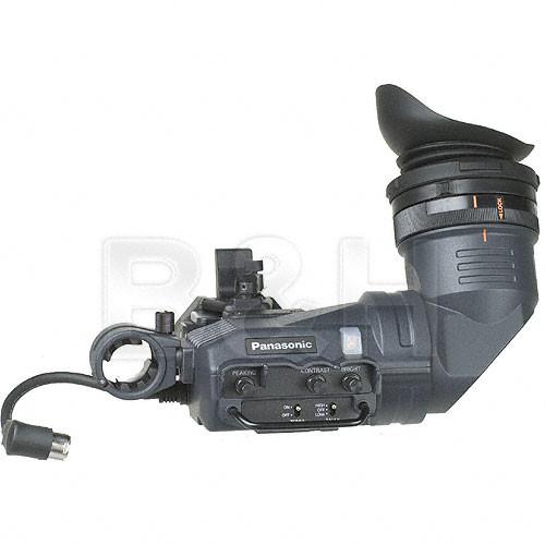 Panasonic AJ-VF20W 2-Inch Black/White 16:9/4:3 Viewfinder
