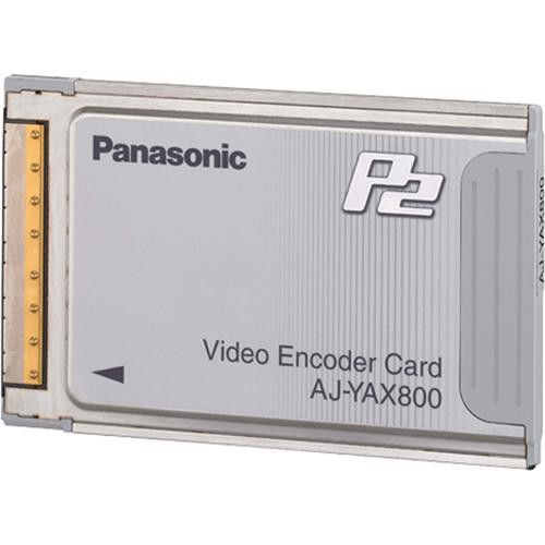 Panasonic AJ-YAX800G P2 Proxy File Encoder Card