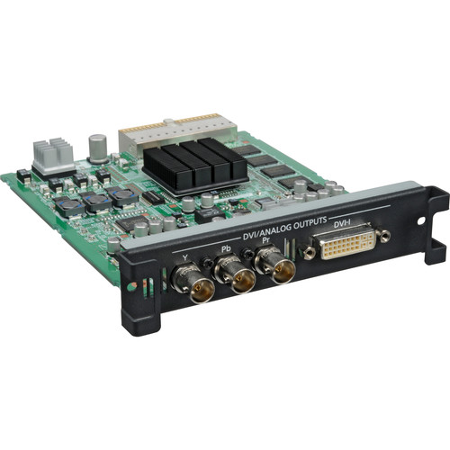 Panasonic AV-HS05M5 DVI & Analog Component Output Board for AV-HS400
