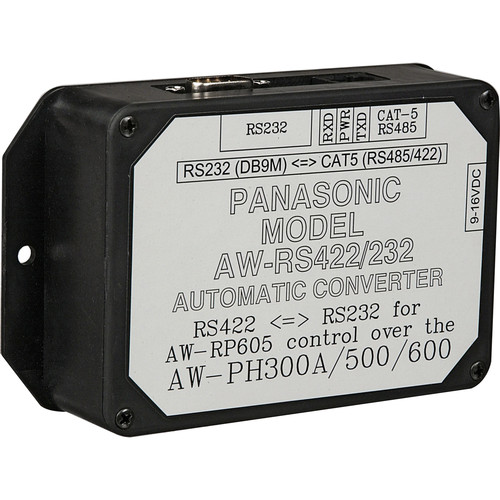 Panasonic AW-RS422232 Adapter Box