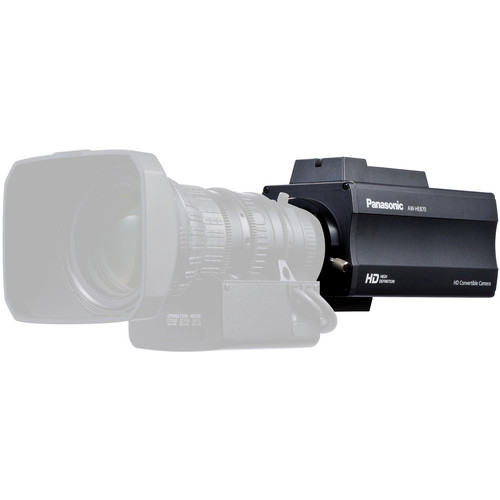 "Panasonic 2/3"" 3-CCD HD/SD Convertible Camera"