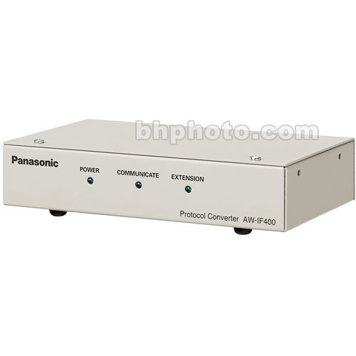 Panasonic AWIF-400 Protocol Converter