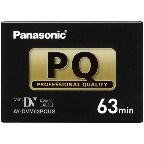 Panasonic AY-DV63PQUS Mini DV Pro Cassette