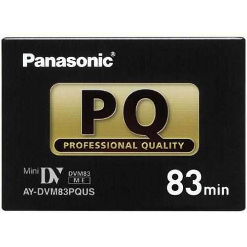 Panasonic AY-DV83PQUS Mini DV Pro Cassette