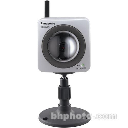 Panasonic BB-HCM371A Outdoor 802.11 b/g Wireless Network Camera