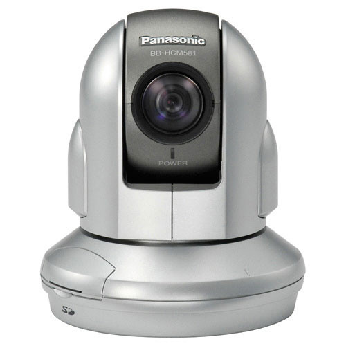 Panasonic BB-HCM581A  PTZ Network Camera w/Audio I/O & PoE