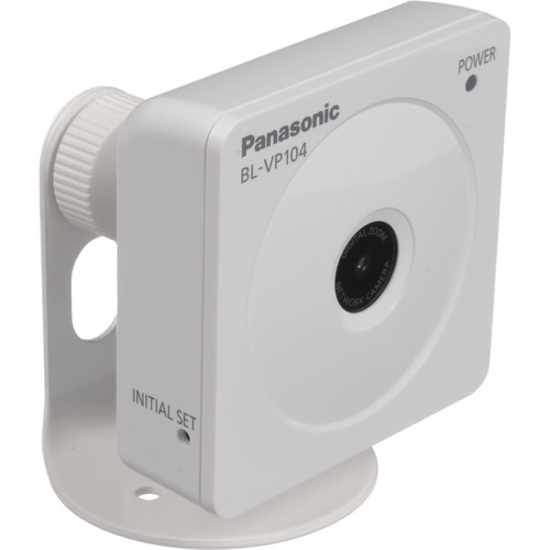 Panasonic 720p Day/Night Box Camera with 3.6mm Fixed Lens