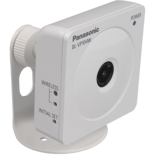 Panasonic BL-VP104W 720p Wi-Fi Network Box Camera