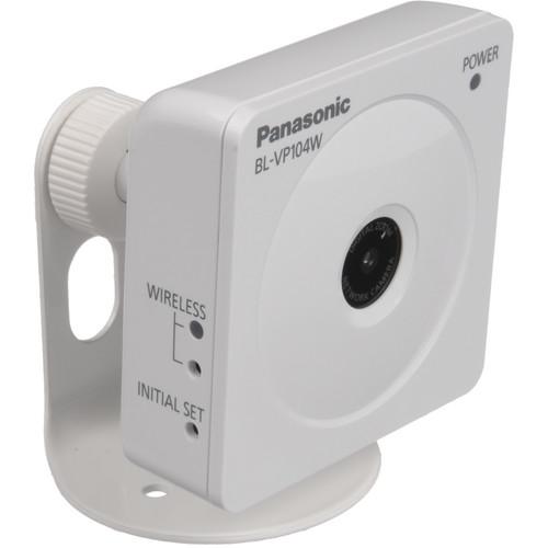 Panasonic 720p Day/Night Wireless Box Camera with 3.6mm Fixed Lens