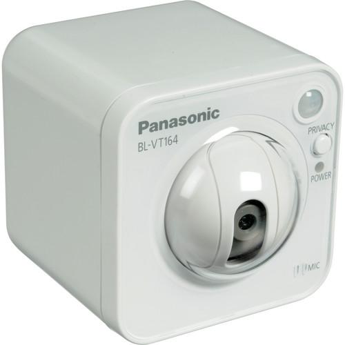 Panasonic BLVT164P Pan-Tilt Day/Night Network Camera
