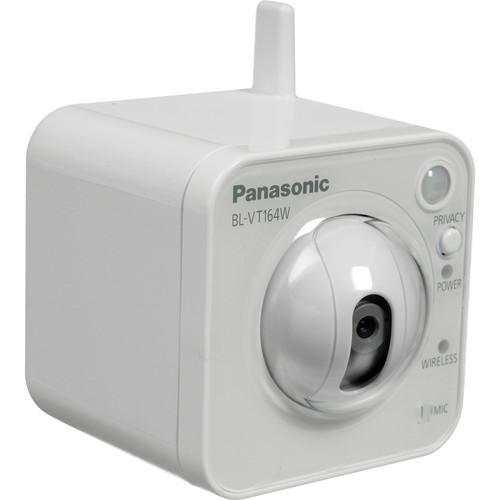 Panasonic BLVT164WP Pan-Tilt Network HD Camera (Wireless)