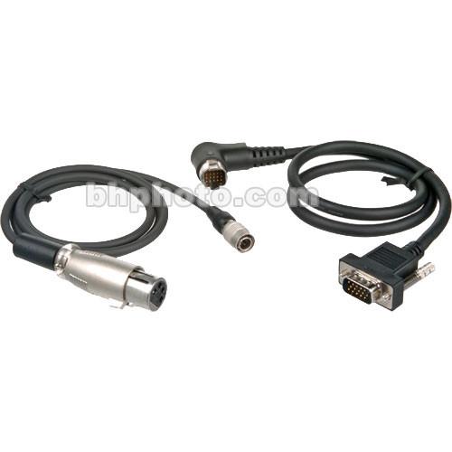Panasonic BT-CS80G Cable Kit (20/15-Pin & 4-Pin Hrs/4-Pin XLR)