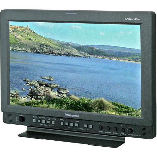 "Panasonic BT-LH1760W 17"" Widescreen HD/SD LCD Video Monitor"