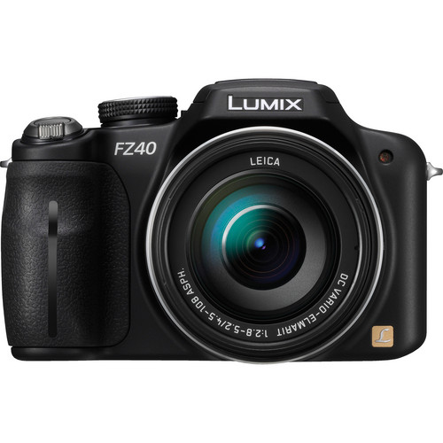 Panasonic Lumix DMC-FZ40 Digital Camera