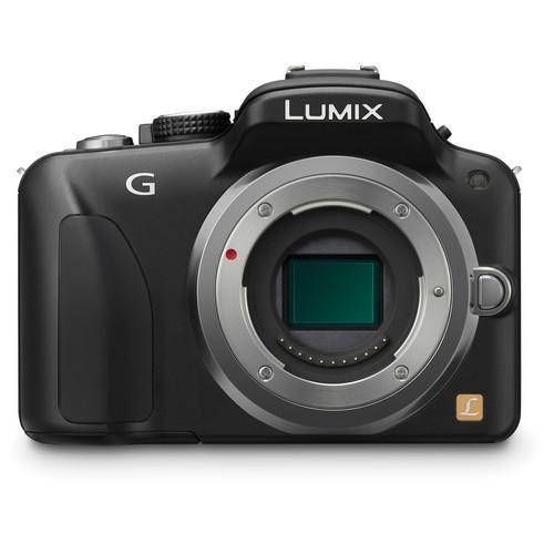 Panasonic Lumix DMC-G3 Mirrorless Micro Four Thirds Digital Camera (Body)