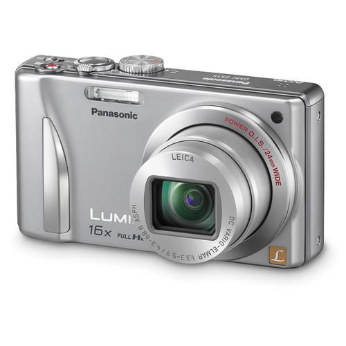 Panasonic LUMIX DMC-ZS15 Digital Camera (Silver)