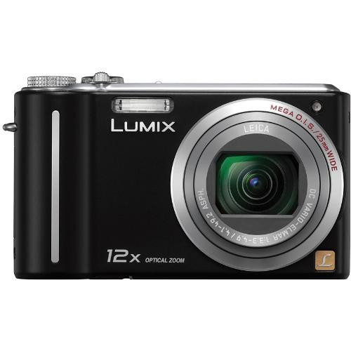 Panasonic Lumix DMC-ZS1 Digital Camera (Black)