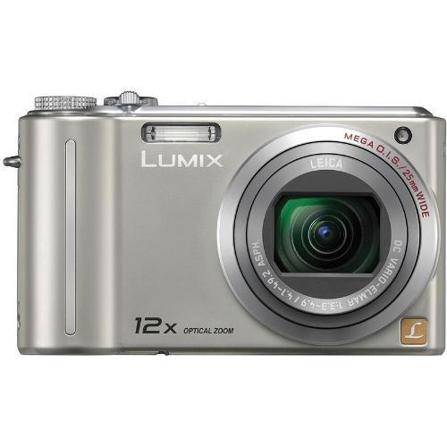 Panasonic Lumix DMC-ZS1 Digital Camera (Silver)