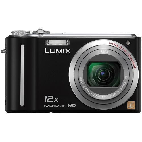 Panasonic Lumix DMC-ZS3 Digital Camera (Black)