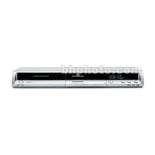 Panasonic DMR-ES15S DVD Recorder (Silver)