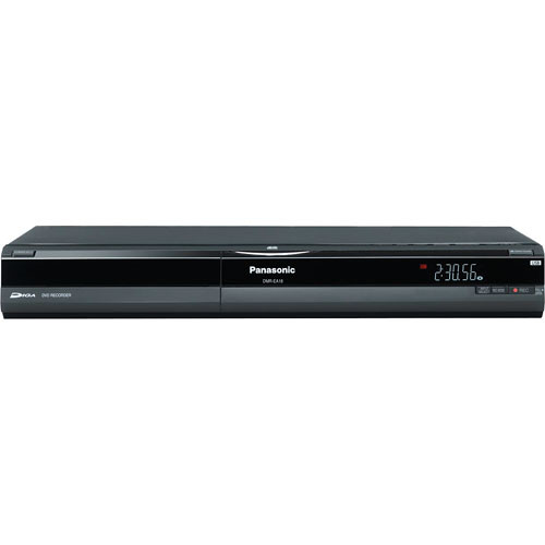 Panasonic DMR-EA18K DVD Recorder (Black)