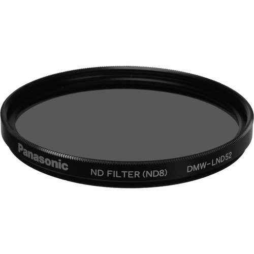 Panasonic 52mm 0.9 ND Filter