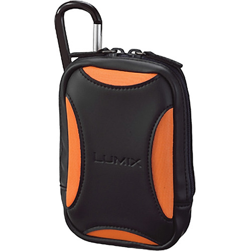 Panasonic Carrying Case for Lumix FT Series Cameras (Orange)