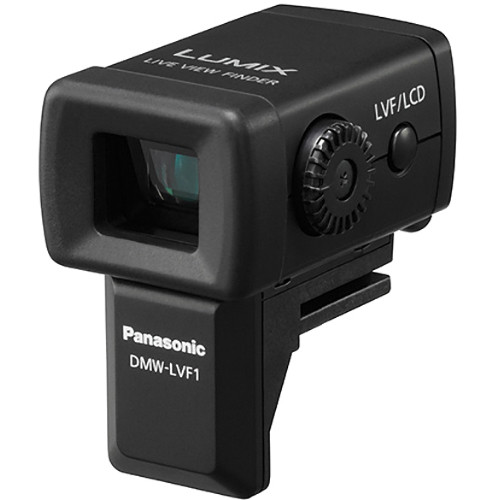 Panasonic DMW-LVF-1 External Live View Finder