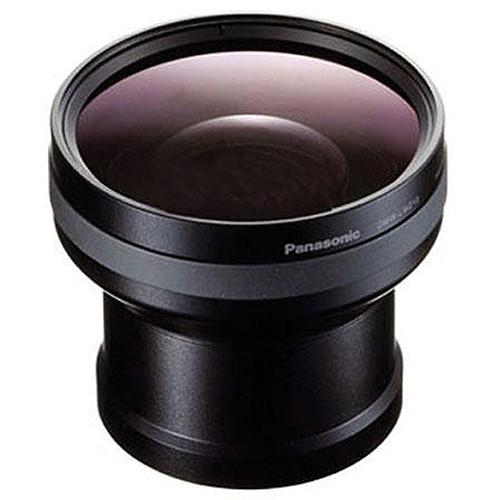 Panasonic DMW-LWZ10E 0.8x Wide-Angle Conversion Lens for DMC-FZ10, DMC-FZ15 & DMC-FZ20