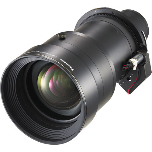 Panasonic Short Throw Powered Zoom Projection Lens