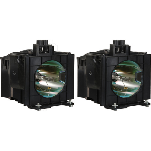 Panasonic ET-LAD55LW Twin Pack Projector Lamp
