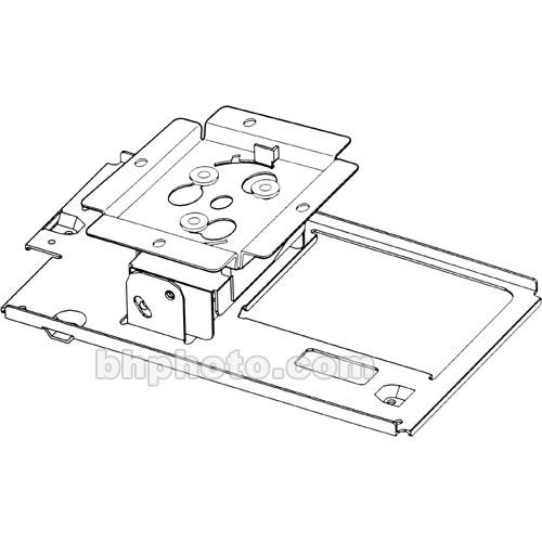 Panasonic ET-PKE1000S Low Ceiling Mounting Bracket