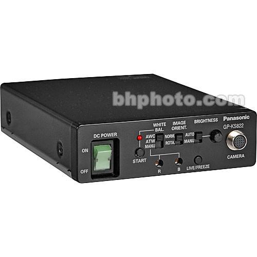 Panasonic GP-KS822CU System Camera Control Unit (NTSC)