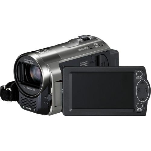 Panasonic HC-V10 Entry HD Camcorder (PAL, Black)